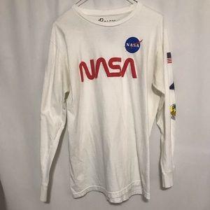 Long sleeve NASA shirt